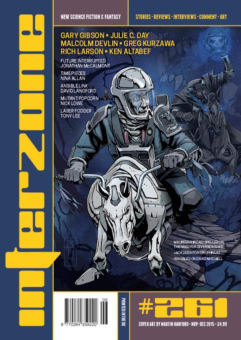 Interzone 261
