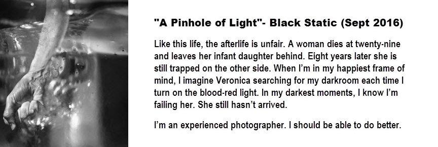 A Pinhole of Light